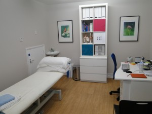 Physio7 Treatment Room